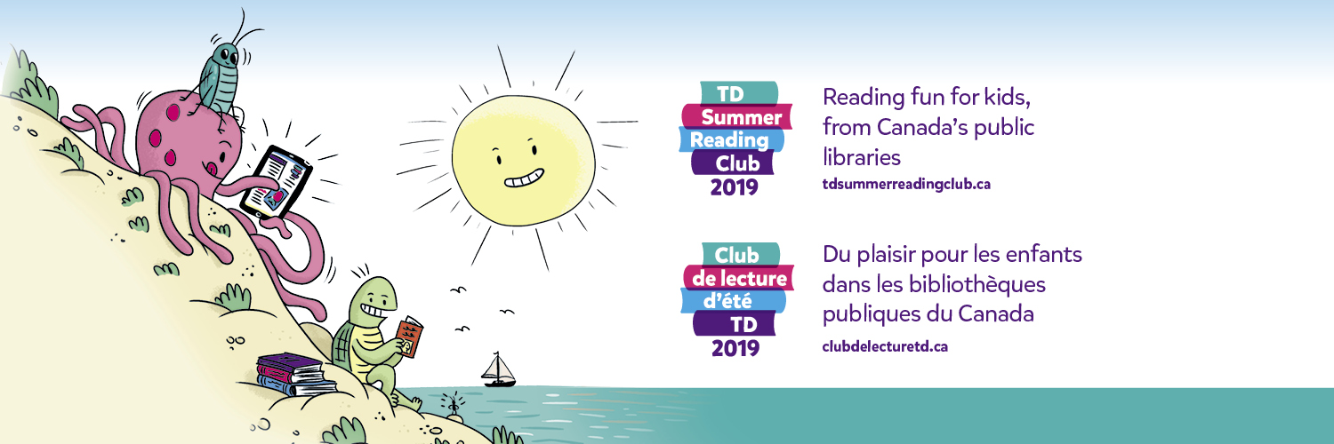 TD Summer Reading Club 2019